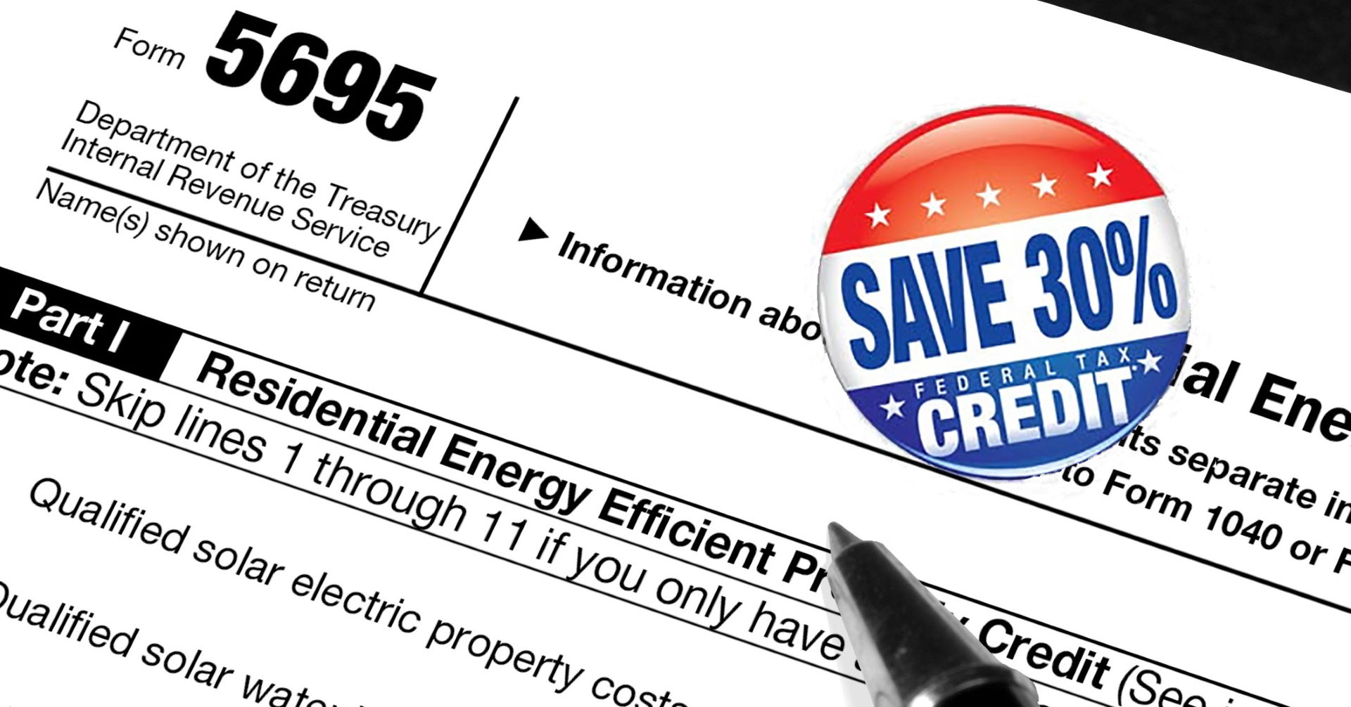 How to Claim the Federal Solar Tax Credit