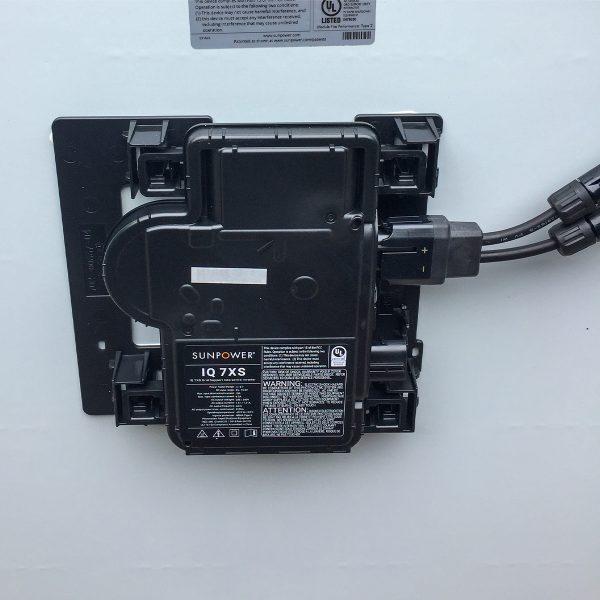 SunPower microinverter