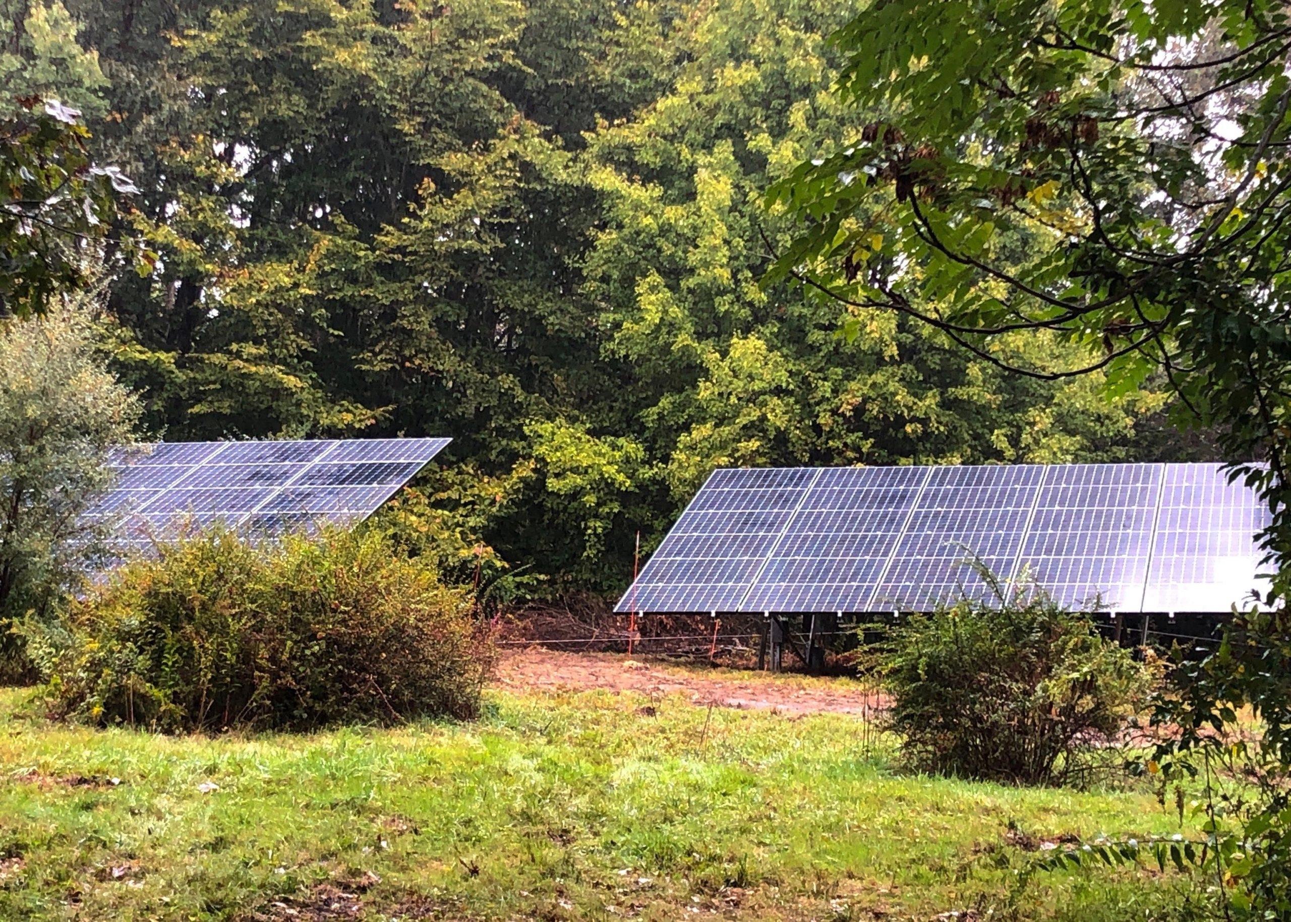 SAVKAT Solar Ground mount