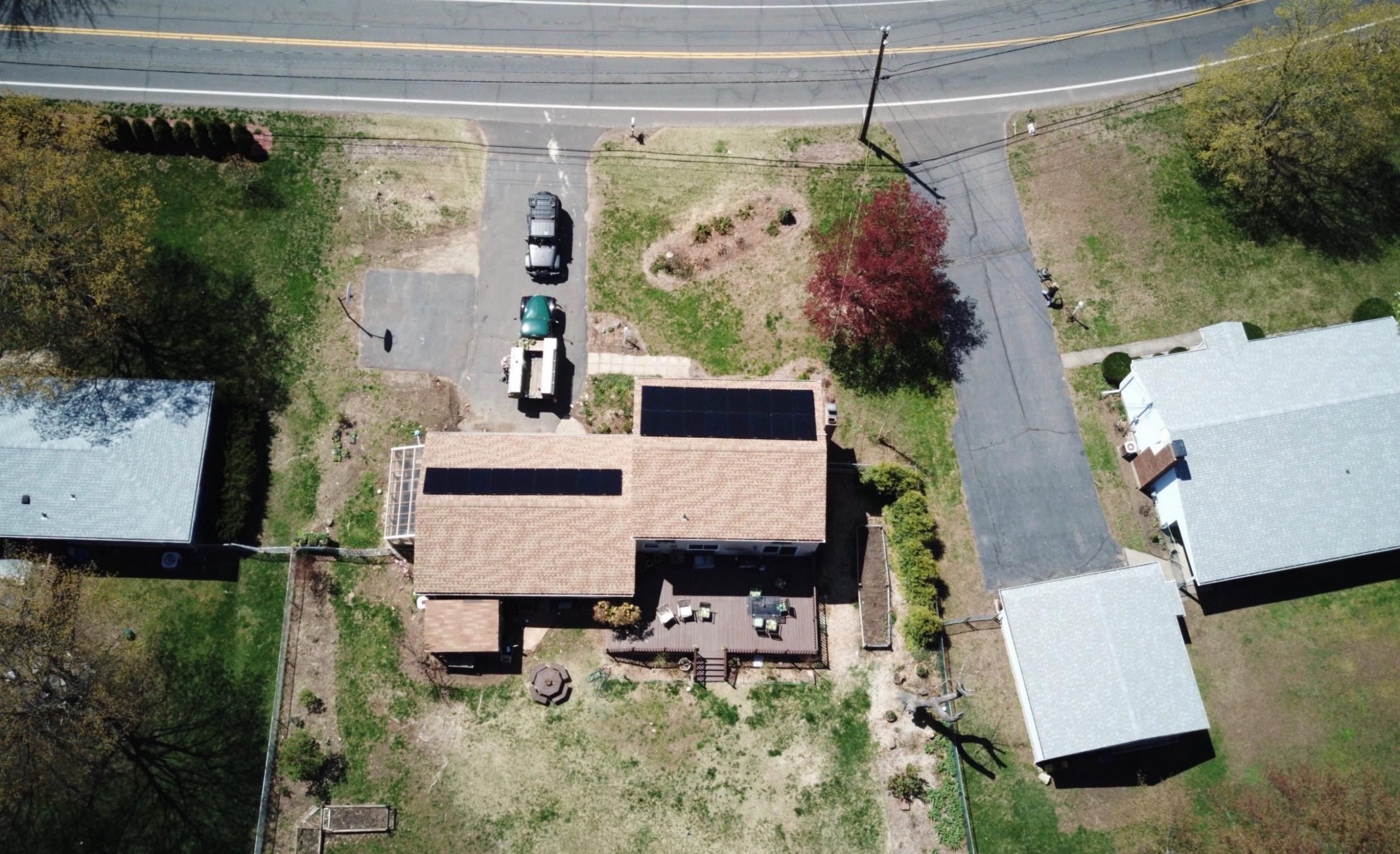 SunPower SAVKAT roof installation solar pV system