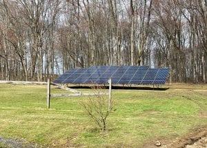 SAVKAT Solar Ground mount PV system