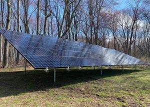 SAVKAT Ground Mounted PV Solar System
